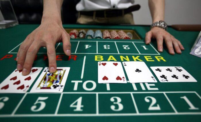 บาคาร่า (Baccarat) เกมไพ่อันดับ 1 คาสิโนออนไลน์