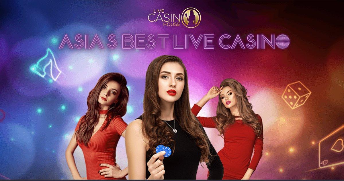 live casino house เดิมพันง่าย เล่นบาคาร่า