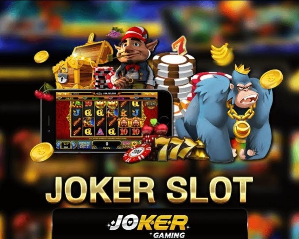 joker slot เกมสล็อตออนไลน์ ที่ดีทัี่สุดในโลก