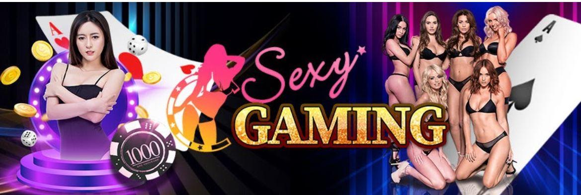 sexy gaming บาคาร่า บาคาร่าออนไลน์ที่ดีที่สุด